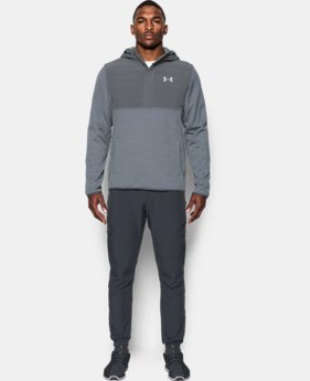 New Arrival Men's UA Storm Henley Swacket  1 Color $124.99