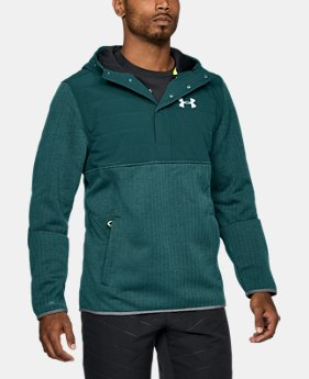 Best Seller  Men's UA Henley Swacket  5 Colors $144.99