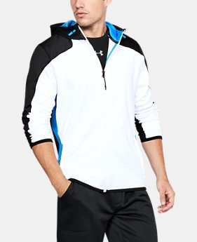 New Arrival Men's ColdGear® Reactor Fleece Full Zip Hoodie  4 Colors $84.99