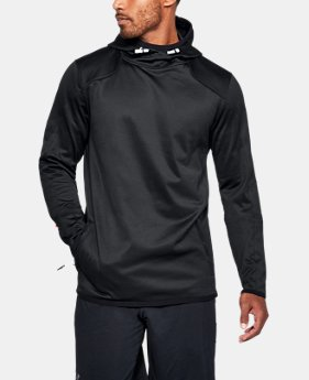 Men's ColdGear® Reactor Fleece Hoodie  1  Color Available $79.99
