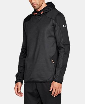 New Arrival Men's ColdGear® Reactor Fleece Hoodie   $79.99