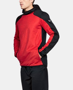 Best Seller Men's ColdGear® Reactor Fleece Hoodie  5 Colors $79.99