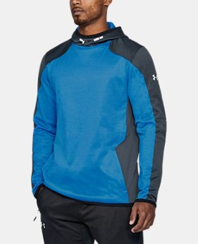 Best Seller Men's ColdGear® Reactor Fleece Hoodie  1 Color $79.99