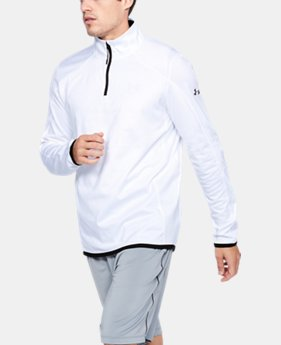 Men's ColdGear® Reactor Fleece ¼ Zip  7  Colors Available $41.99