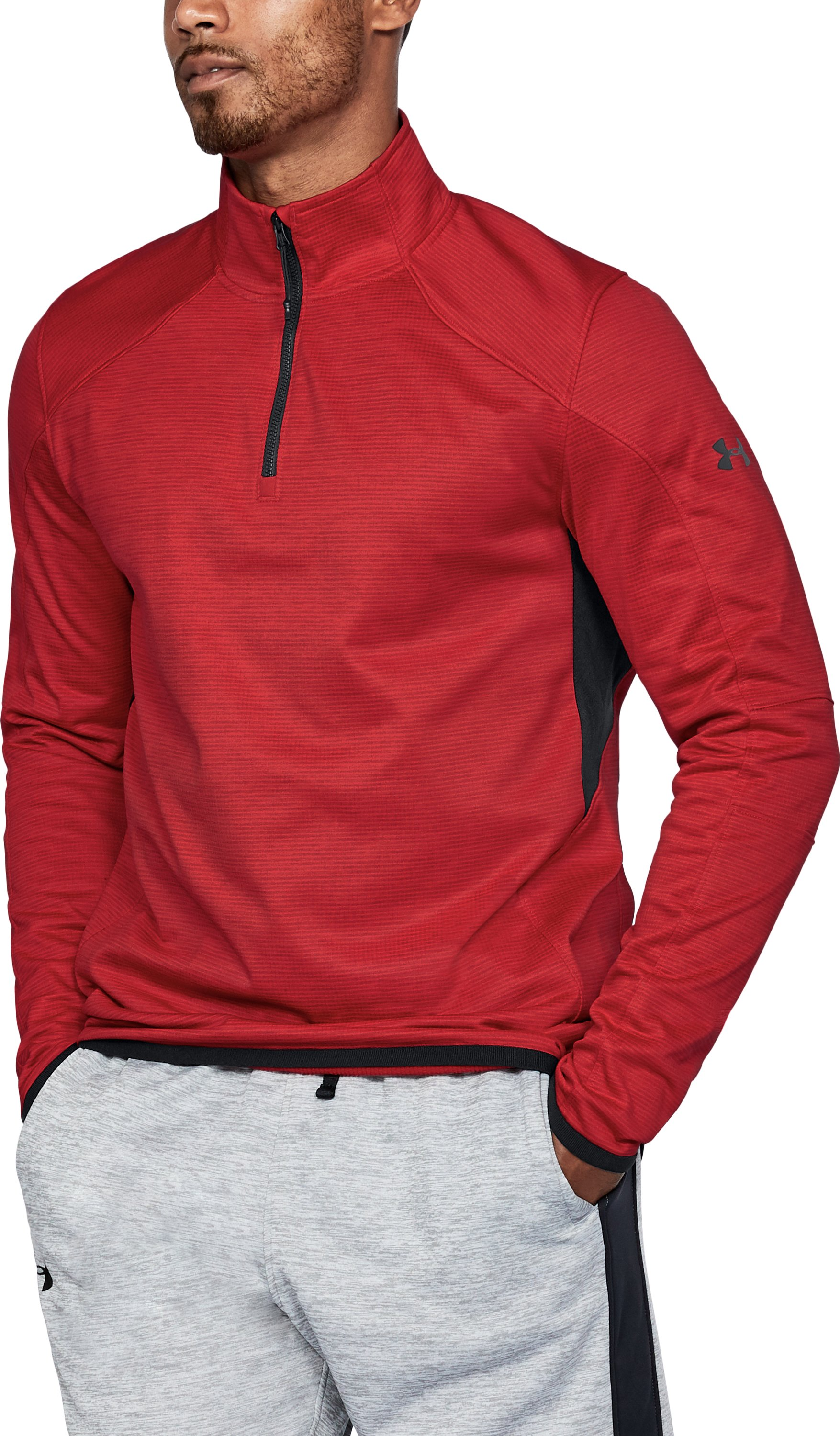 Men's ColdGear® Reactor Fleece ¼ Zip 9 Colors $41.99