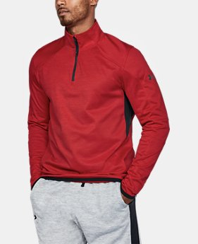 Best Seller  Men's ColdGear® Reactor Fleece ¼ Zip  2 Colors $79.99
