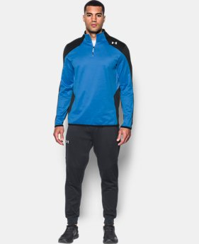 New Arrival Men's ColdGear® Reactor Fleece ¼ Zip  2 Colors $69.99