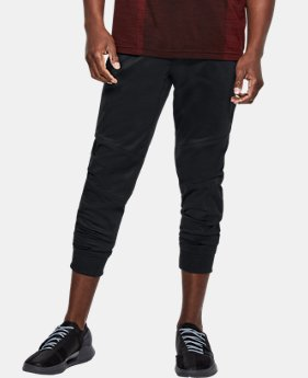 Best Seller Men's ColdGear® Reactor Fleece Tapered Pants LIMITED TIME: FREE U.S. SHIPPING 1 Color $79.99