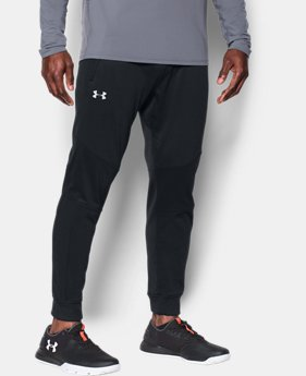 New Arrival Men's ColdGear® Reactor Fleece Tapered Pants  1 Color $89.99