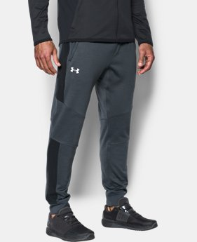 New Arrival Men's ColdGear® Reactor Fleece Tapered Pants  2 Colors $79.99