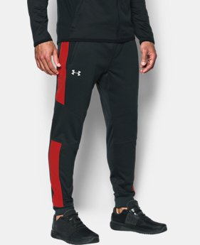 New Arrival Men's ColdGear® Reactor Fleece Tapered Pants  3 Colors $79.99