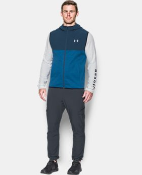 New Arrival Men's UA Storm Swacket Vest  1 Color $89.99