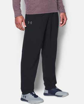 Men's UA Lined Warm-Up Pants  2  Colors Available $64.99