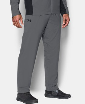 Men's UA Lined Warm-Up Pants  1  Color Available $54.99