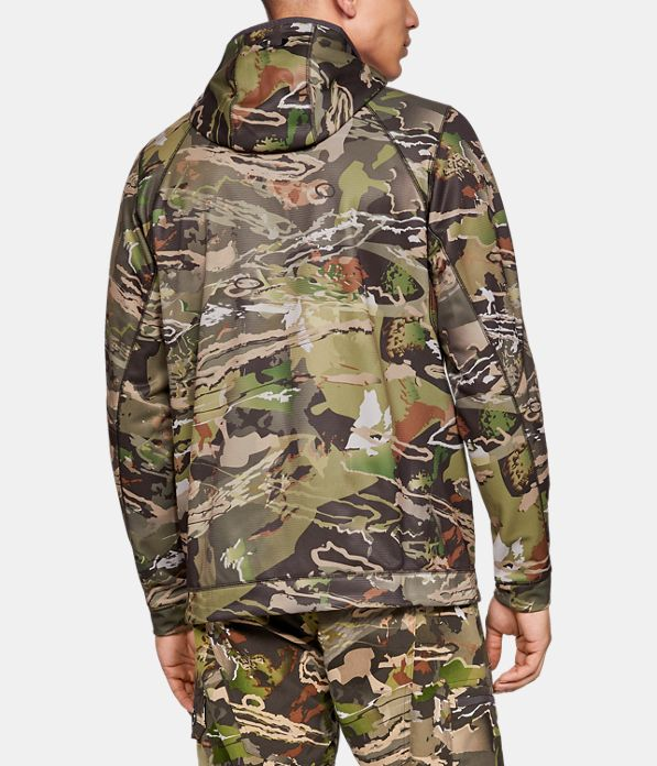 Lots of hunters already depend on Under Armour Fleece to keep them warm and light in the woods. Well, now UA has taken that to the next level with exclusive UA Scent Control technology to .