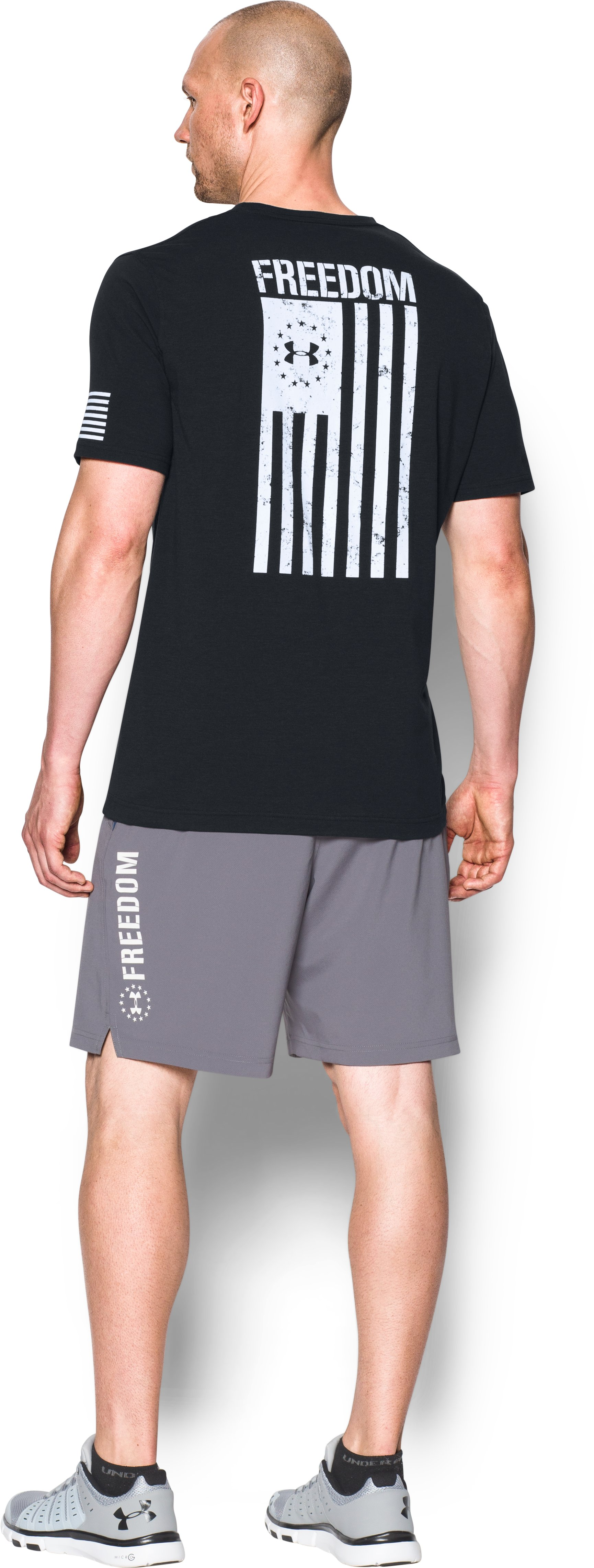 Men's UA Freedom Flag T-Shirt 9 Colors $24.99