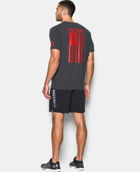 Men's UA Freedom Flag T-Shirt   $18.74