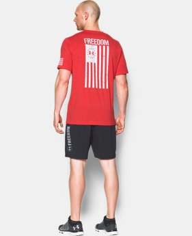 Men's UA Freedom Flag T-Shirt  2 Colors $24.99