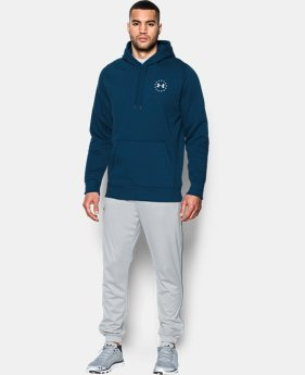 New Arrival Men's UA Freedom Flag Hoodie  1 Color $59.99