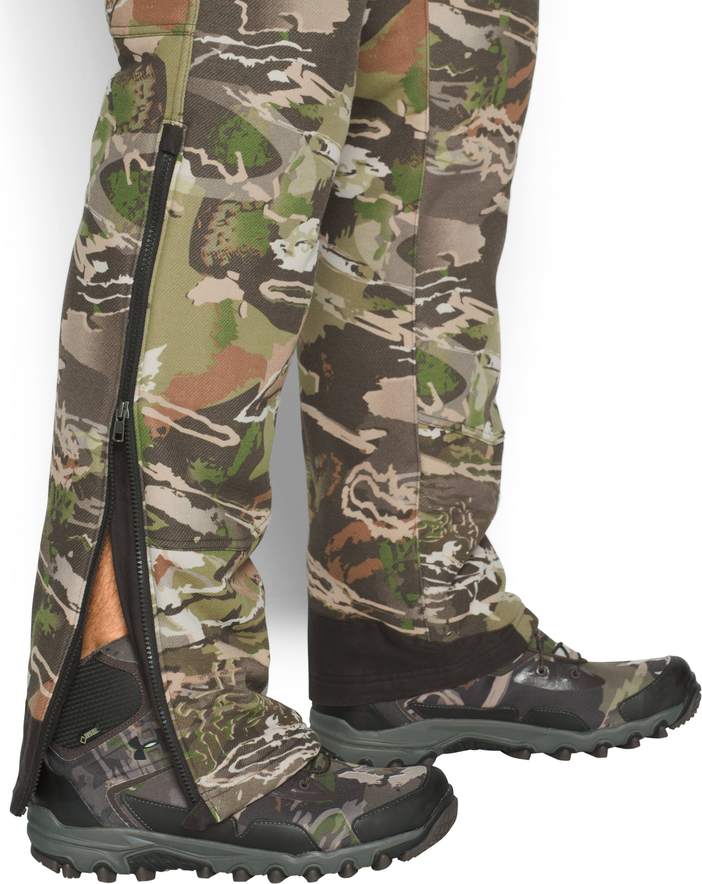 Men's UA Stealth Reaper Extreme Wool Pants, RIDGE REAPER® FOREST, undefined