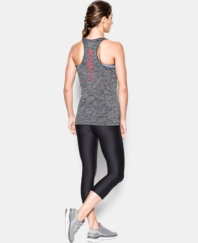 Women's UA You vs The Year Reflective Tank
