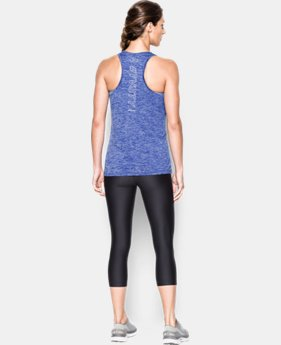Women's UA You vs The Year Reflective Tank  1 Color $29.99