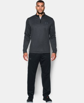 Men's Armour® Fleece Lightweight ¼ Zip LIMITED TIME OFFER 2 Colors $39.99