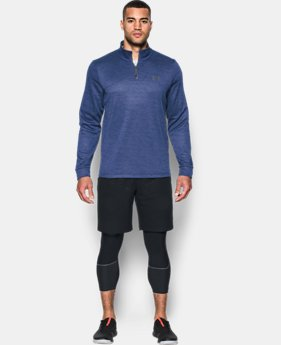 Men's Armour® Fleece Lightweight ¼ Zip LIMITED TIME OFFER 2 Colors $47.26