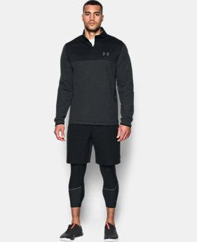 New Arrival Men's ColdGear® Infrared Fleece ¼ Zip  1 Color $69.99