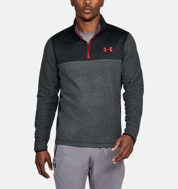 d41f3b0a48 Men's ColdGear® Infrared Fleece ¼ Zip