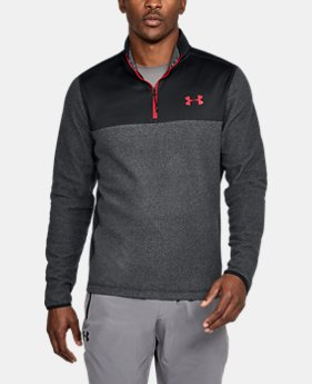 Men's ColdGear® Infrared Fleece ¼ Zip  3 Colors $52.49