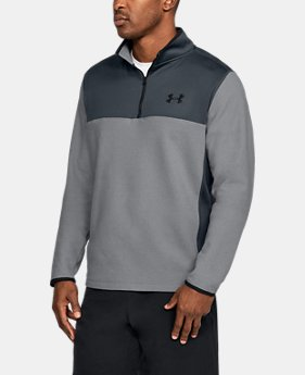 Men's ColdGear® Infrared Fleece ¼ Zip  2 Colors $52.49