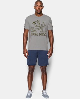 Men's Notre Dame UA Leprechaun T-Shirt LIMITED TIME: FREE U.S. SHIPPING 1 Color $24.99