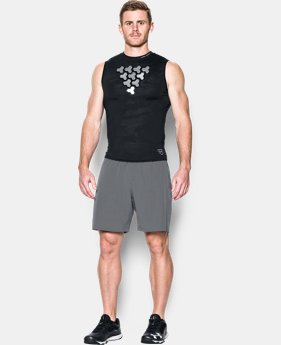 Men's Gameday Armour® Chest Sleeveless  1 Color $18.74