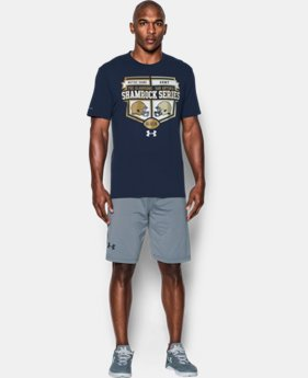 Men's Notre Dame UA Head2Head T-Shirt LIMITED TIME: FREE U.S. SHIPPING 1 Color $32.99