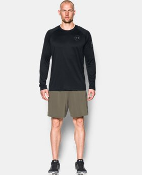 New Arrival Men's UA Freedom Tech™ Long Sleeve T-Shirt   1 Color $34.99
