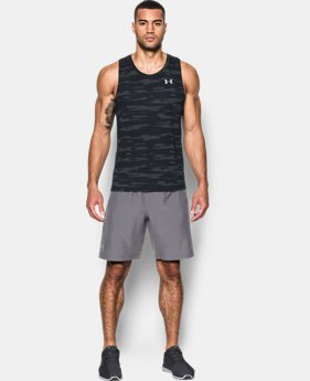 Men's UA Threadborne™ Run Mesh Singlet  1 Color $44.99