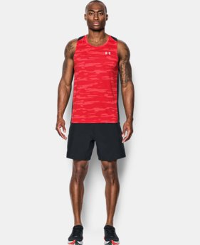 Men's UA Threadborne™ Run Mesh Singlet  1 Color $29.99 to $39.99