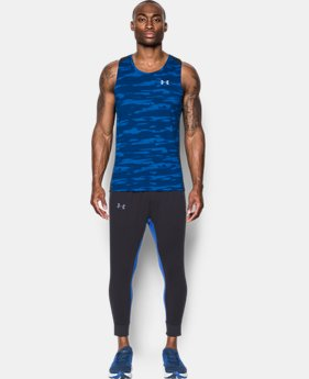 Men's UA Threadborne™ Run Mesh Singlet  2 Colors $29.99 to $39.99