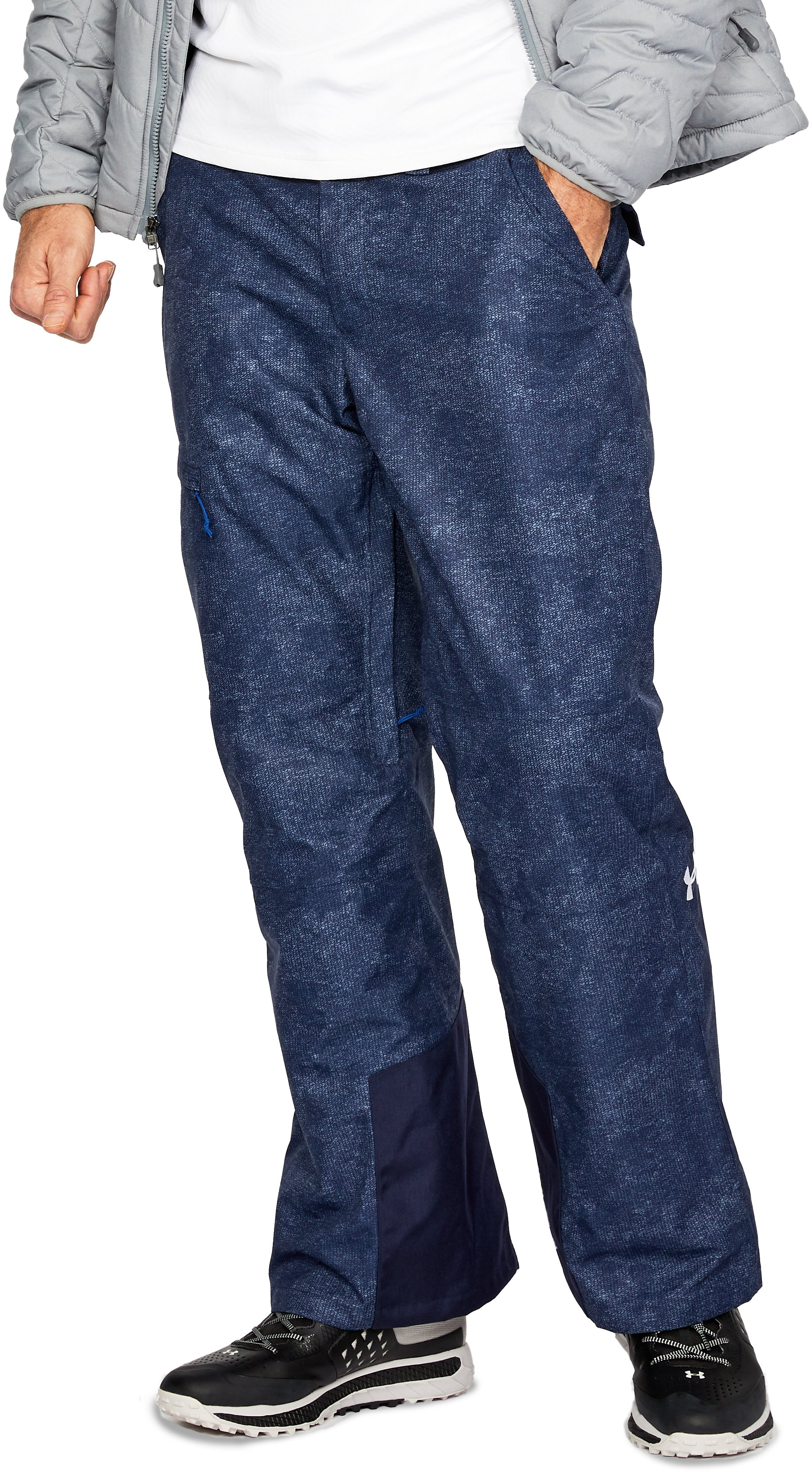 UA Sticks and Stones Pants, Midnight Navy, undefined