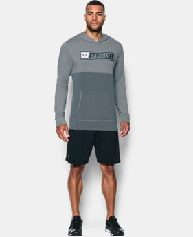 Men's UA Baseball Training Hoodie  2  Colors Available $38.99