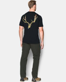 Men's UA Muley Skull T-Shirt  1 Color $29.99