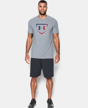 Men's UA Plate Logo T-Shirt   $24.99