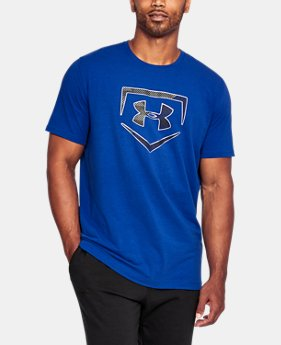 Men's UA Plate Logo T-Shirt  1 Color $24.99