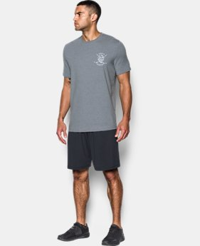 Men's UA Hockey Skull  1 Color $29.99