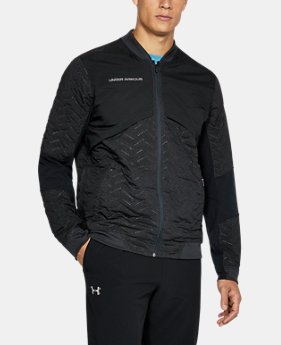 Men's UA Pitch ColdGear® Reactor Bomber  2 Colors $149.99