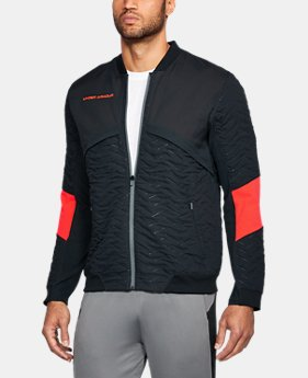 Men's UA Pitch ColdGear® Reactor Bomber  1 Color $112.49