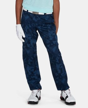 Boys' UA Match Play Printed Pants  1 Color $52.49
