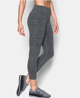bb8603758acd8 Women s UA Threadborne™ Seamless Heathered Crop 1 Color Available  55.99