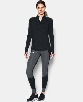 Women's UA Run True ½ Zip  4 Colors $74.99